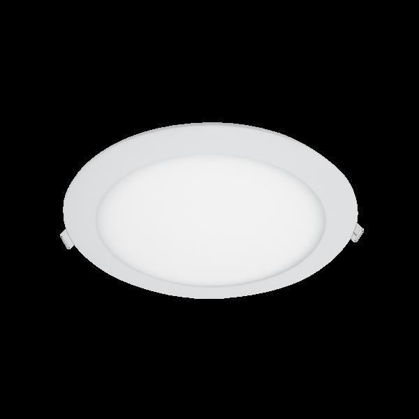 LED PANEL ROUND 12W 6400К Ф167x18mm