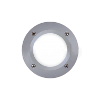 APLICA PERETE LED LETI 100 3W 4000K IP55 GRI