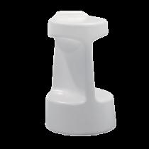 BAR STOOL LAGOS WHITE IP65