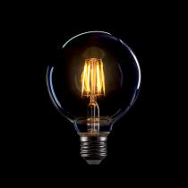 BEC LED DIM. VINTAGE G80 8W E27 2700K