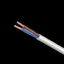 CABLU ELECTRIC H05VV-F 2X1MM² 0.3/0.5kV