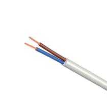 CABLU ELECTRIC H05VV-F 2X2.5MM² 0.3/0.5kV