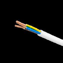 CABLU ELECTRIC H05VV-F 3X1MM² 0.3/0.5kV