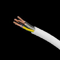 CABLU ELECTRIC H05VV-F 5X0.75MM² 0.3/0.5kV