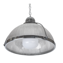 CORP ILUMINAT INDUSTRIAL LED ALHENA 14 40W CU SURSA LED