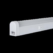 CORP ILUMINAT LED T5 9W 230V 540mm ROSU