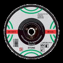 CUTTING DISC STONE 180х3.2х22.2mm