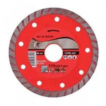 DIAMOND CUTTING DISC TURBO 115x22.2mm