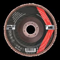 DISC LAMELAR 125MM A-120