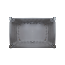DOZA DE DISTRIBUTIE WBT 80/130/85 IP66-TRANSPARENT
