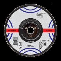 GRINDING DISC 125х6х22.2mm