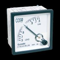 INDICATOR PUTERE Cosφ 3P 400V