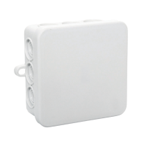 JUNCTION BOX B8 80x80x45 IP54 GREY