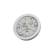 LAMPA DE MOBILIER CU LED CAB-13 LED SMD5050 2700K ÷ 3000K 12V 60MM/7MM