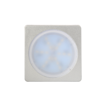 LAMPA DE MOBILIER CU LED CAB-15 LED 18SMD3104 1,8W 12VDC 2900K
