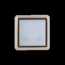 LAMPA DE MOBILIER CU LED CAB-16 LED 16SMD3528 1W 12VDC 2900K