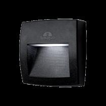 LAMPA PERETE LED LORENZA 150 4W 4000K IP55 NEGRU
