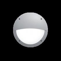 LAMPA PERETE LUCIA EL 1XE27 IP66 GRI