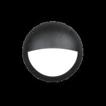 LAMPA PERETE LUCIA EL 1XE27 IP66 NEGRU