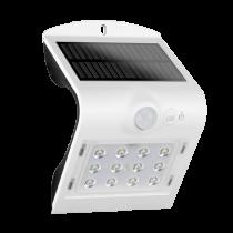 LAMPA SOLARA PT PERETE CU SENZOR 1.5W IP54