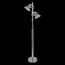 LAMPADAR ROB  2XE27 CROM H1540mm