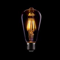 LED LED VINTAGE DIMABIL ST64-8W E27 2800-3200K