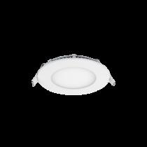 LED PANEL ROTUND 6W 4000K-4300K ALB Ф110MM