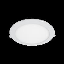 LED PANEL STELLAR ROTUND MONTAJ INGROPAT 12W 2700K D174mm