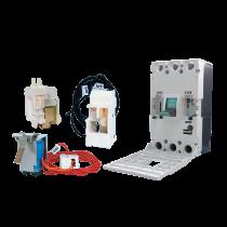 MCCB DS1 MAX- 400E/3300, 400+MN+OF, 230V 3P
