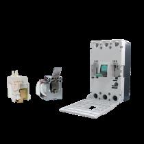 MCCB DS1 MAX- 400E/3300, 400+MX, 230V 3P