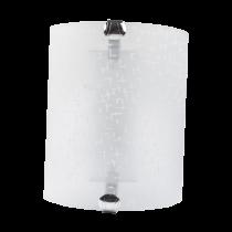 PLAFONIERA PERETE ICE 2XE27 360/310mm