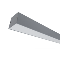 PROFIL LED APARENT S48 12W 4000K 600MM GRI