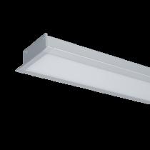 PROFIL LED INCASTRAT S48 12W 4000K 600MM GRI