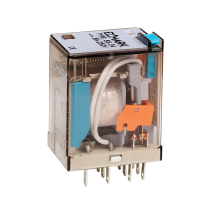 RELEU INDUSTRIAL 55.04 48VDC 4NO+4NC