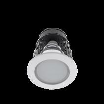 SPOT LED GL120/4 + 1XBEC LED 9W 2700K ALB