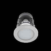 SPOT LED GL120/4 + 1XBEC LED 9W 2700K SATIN NICKEL