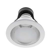 SPOT LED GL120/6 + 1XBEC LED 9W 2700K ALB