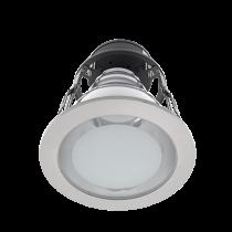 SPOT LED GL120/6 + 1XBEC LED 9W 4000K SATIN NICKEL
