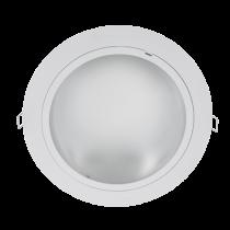 SPOT LED GL201 + 2XBECURI LED 9W 2700K ALB