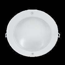 SPOT LED GL203 + 2XBECURI LED 9W 2700K ALB