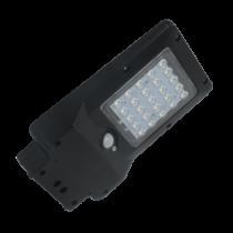 STRADAL LED SOLAR CU SENZOR 4W IP65