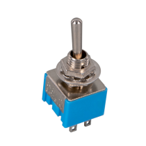 SWITCH MTS203 250VAC 3А ON-OFF-ON