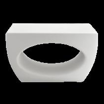 TABLE BORNEO WHITE IP65